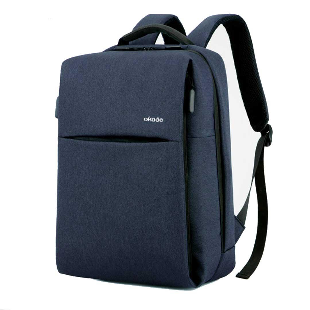 NOTEBOOK BAG OKADE S42 15.6 COLOR صوت+USB ظهر+تطويلة ,Laptop Bag