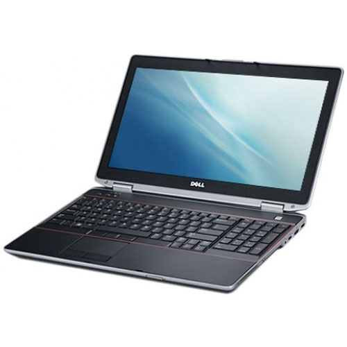 NOTEBOOK DELL LATITUDE E6520 i7 2620M 2.7  UP TO 3.4 4M  4G DDR3 500 HDD VGA nVIDIA NVS 4200M 512  UP TO 2G 15.6  HD BLACK    مستعمل بطاريه ساعه ,Used Laptops