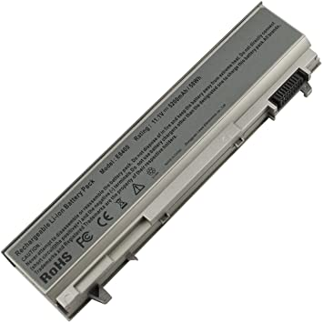 BATTERY DELL E6400 FOR NOTEBOOK M&M COPY, Laptop Battery