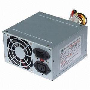 POWER SUPPLY LUMENS HOUSE EP002 ATX 500W 24PIN LGA BIG FAN+6PIN BOX REAL 250W ,Case & Power Supply