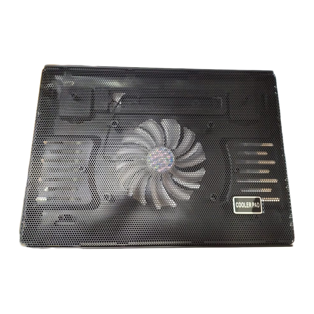 NOTEBOOK COOLING PAD S250 - مروحة كبيرة ,Laptop Accessories