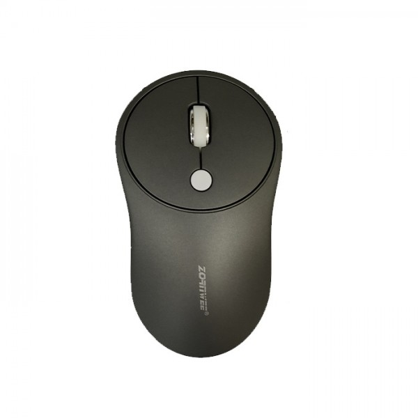 MOUSE WIRELESS ZORNWEE W440 2.4GH SILENT CLICK 1600DPI 15M COLOR ,Mouse