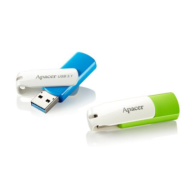 RAM USB 32GB APACER AH357 USB3.1 COLOR ,Flash Memory