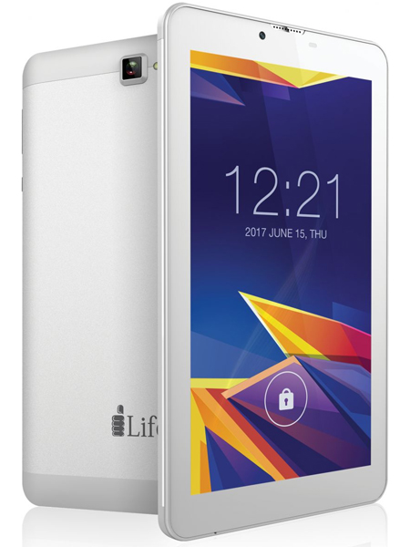 TABLET PC I-LIFE 7.0 HD - QUADCORE 1.2GHZ 1GB 16GB  4G Dual Sim - BT- FM Radio - MS office Preloaded - K4700 - WHITE غير معرفة ,Display 7 Inch