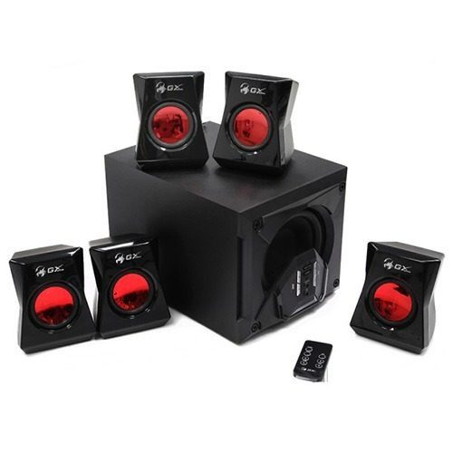 SUBWOOFER GX GENIUS SCORPION SW-G5.1 3500 50W ,Home Theater & Subwoofer