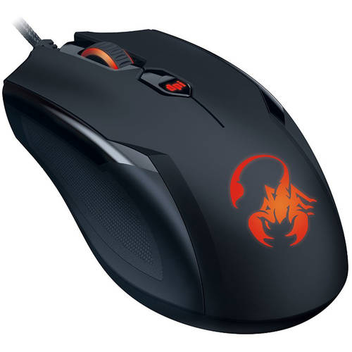 MOUSE GENIUS AMMOX X1-400 3200 DPI USB ,Mouse
