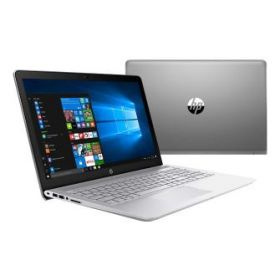 NOTEBOOK HP 15-BS067NIA I3 6006U 2GHz 3M 4G 500GB VGA RADEON R5 M430 2G DDR3 15.6 GRAY مستعمل بطاريه ساعتين ,Used Laptops