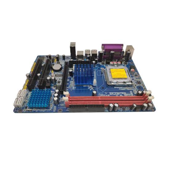 MB DJS  INTEL G41 SOK775 DDR3+SB+LAN+VGA ,Desktop Mainboard