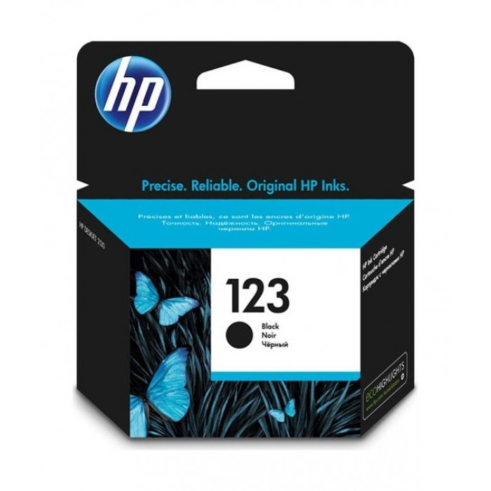 INK HP 123 BLACK COPY FOR HP 2130/2630W ,Inkjet Printer
