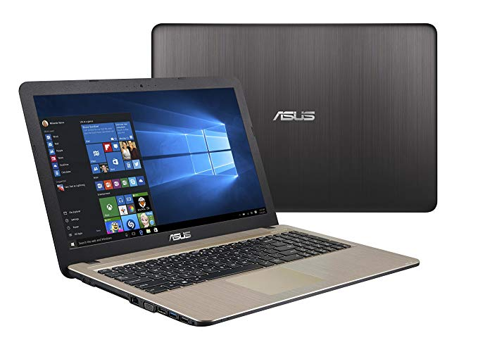 NOTEBOOK ASUS X540N-GQ018 C-D N3350 2.4GHz  2M 4G 1T VGA INTEL HD 15.6 BLACK ,Laptop Pc