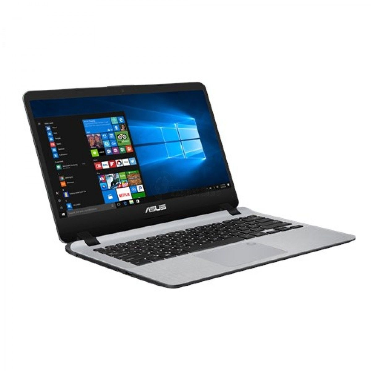 NOTEBOOK ASUS X407MA-BV069T C-D N4000 1.10GHzUP TO 2.6G 4M 4G 500G 14.0 VGA INTEL WIN10 GRAY ,Laptop Pc