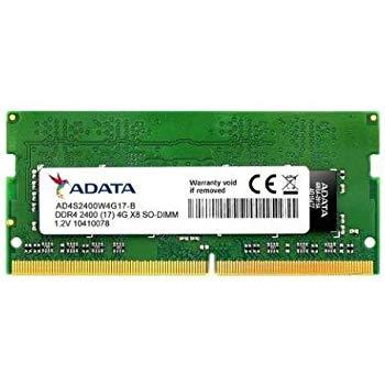 DDR4 4GB PC2400 ADATA FOR NOTEBOOK BOX ,Laptop RAM