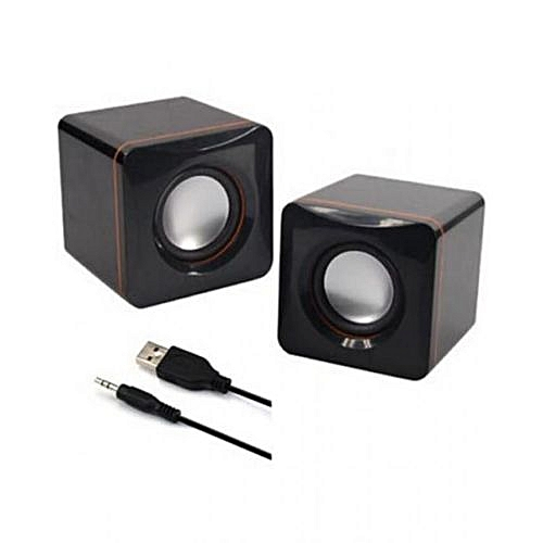 SPEAKER MULTIMEDIA 2.0 -A1 USB ,Speakers