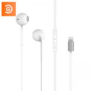 EARPHONE VIDVIE   FOR I PHONE WITH MIC HIGH QUALITY  HS630 جكة ايفون ,Smartphones & Tab Headsets