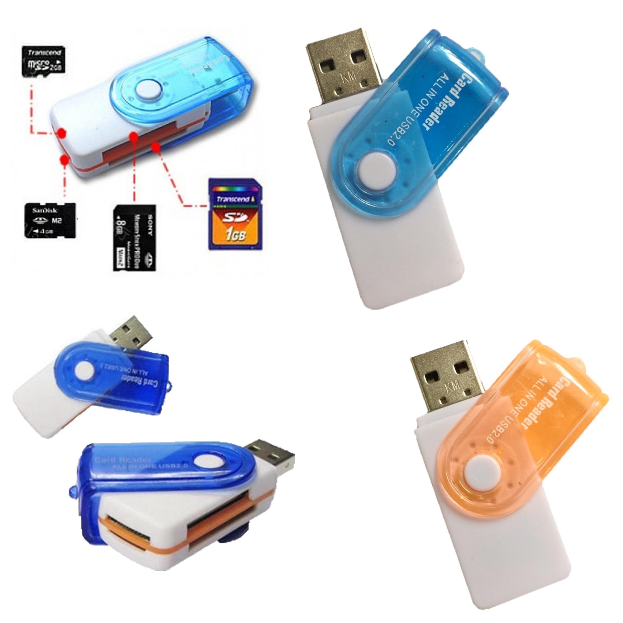 CARD READER MINI MICRO SD USB2.0  قارئة ذواكر ,Card