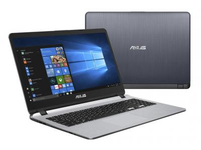NOTEBOOK ASUS K540UB-GQ1075 I7 8550U 1.8GHZ UP-TO 4GHZ 8M 8G DDR4 1T VGA NVIDIA 110MX 2G DDR5 15.6 SILVER بدون ملحقات ,Laptop Pc