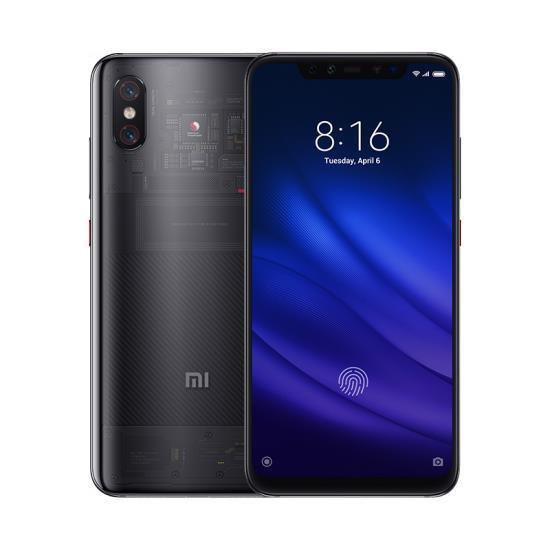 MOBILE PHONE XIAOMI 6.21 OCTA CORE 1.8GHZ 8GB 128GB DUAL SIM MI 8 PRO TITANUM كفالة ذهبية ,Android Smartphone