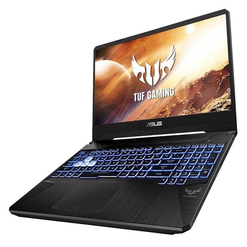 NOTEBOOK ASUS GAMING FX505DD AMD RYZEN R5-3550H 2.1GHz UP TO 3.7GHz 6M 8G 512SSD VGA NVIDIA GTX1050 3G DDR5 15.6 BLACK ,Laptop Pc