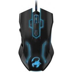 MOUSE GENIUS GAMING SCORPION SPEAR PRO UP TO 3200DPI 8KEYS 1MS RESPONSE 200 IPS ,Mouse