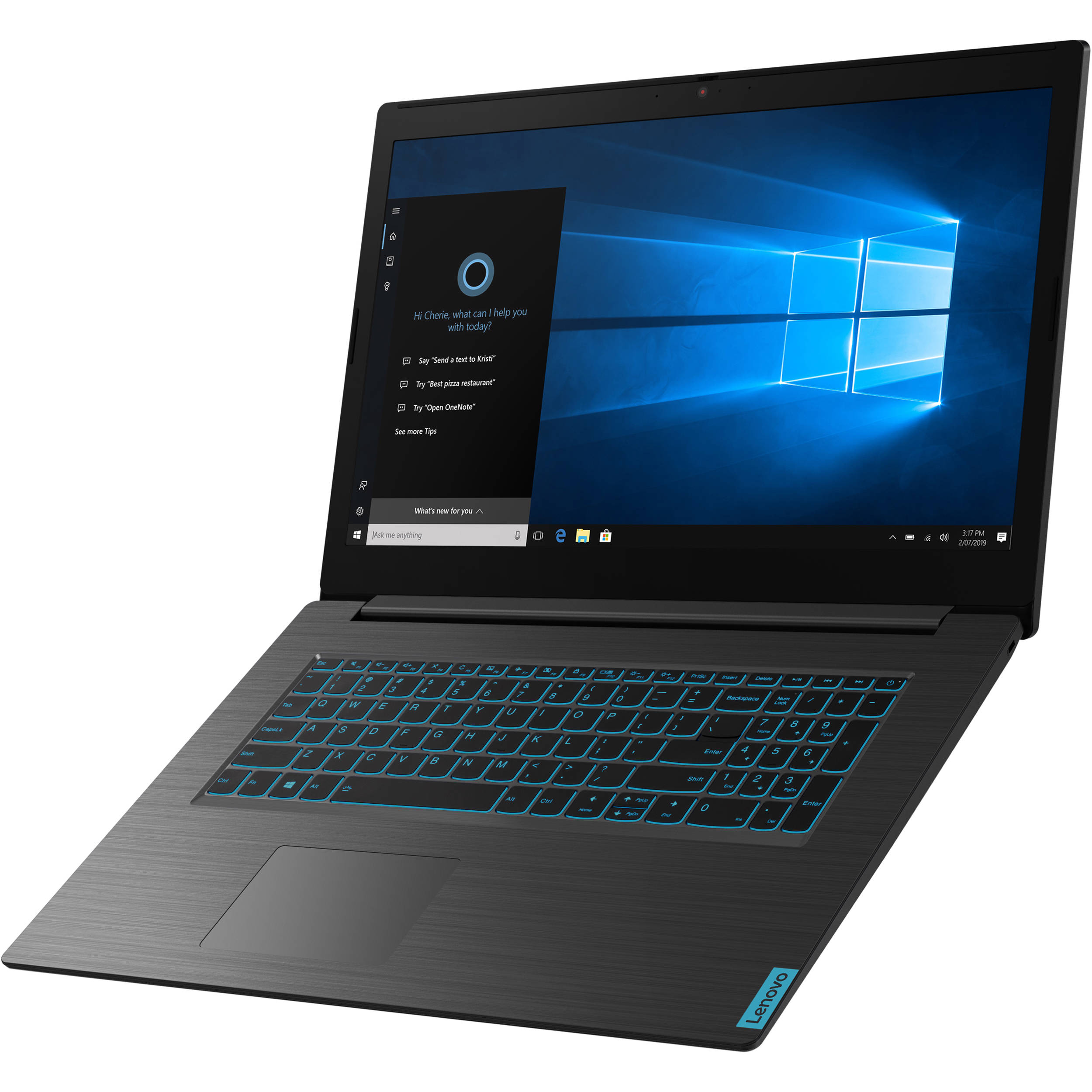 NOTEBOOK LENOVO L340 I7 9750H 2.6 UP TO 4.5 12M 16G DDR4 1T+256SSD VGA NVIDIA 4G GTX1650 DDR5 15.6 FULL HD BLACK ,Laptop Pc