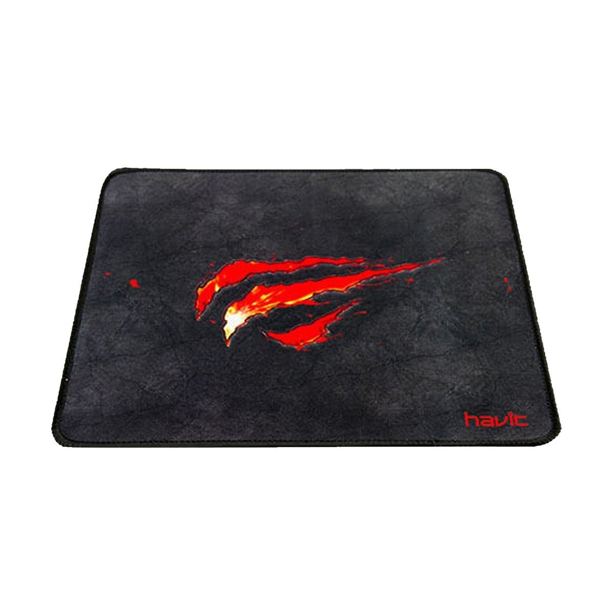 MOUSE PAD GAMEING BLACK HAVIT ,Mouse