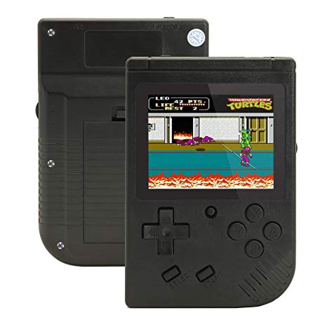 DIGITAL GAME SYSTEM 400 GAME 2.8 INCH TFT 8 BIT CLASSIC ,Console System