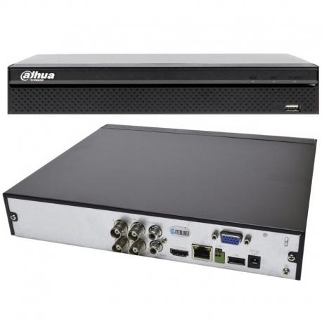 SECURITY DH-XVR1A04/ 4CH - DAHUA جهاز مراقبه XVR ماركة دهوا 4 كاميرات ,DVR