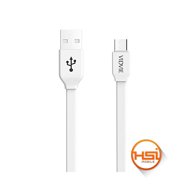 CABLE MICRO USB DATA & CHARGE VIDVIE CB405 ,Other Smartphone Acc