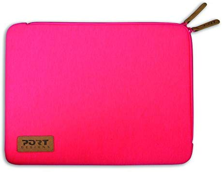 NOTEBOOK BAG PORT TORINO PINK 13.3 ,Laptop Bag