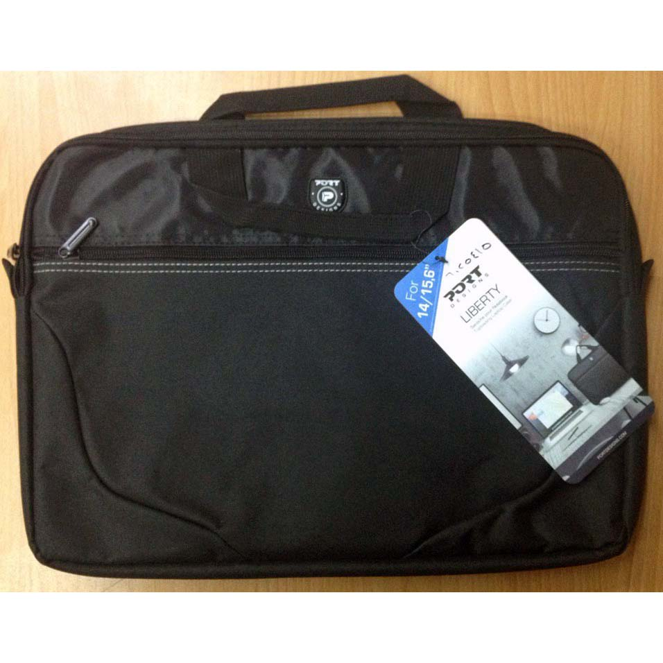 NOTEBOOK BAG PORT LIPERTY BLACK 15.6 ,Laptop Bag