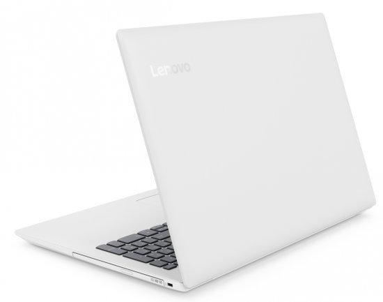 NOTEBOOK LENOVO IDEAPAD 330-15IGM  3867U 1.8GHzUP TO 2.6G 2M 4G 1T 15.6 VGA INTEL HD WHITE ,Laptop Pc