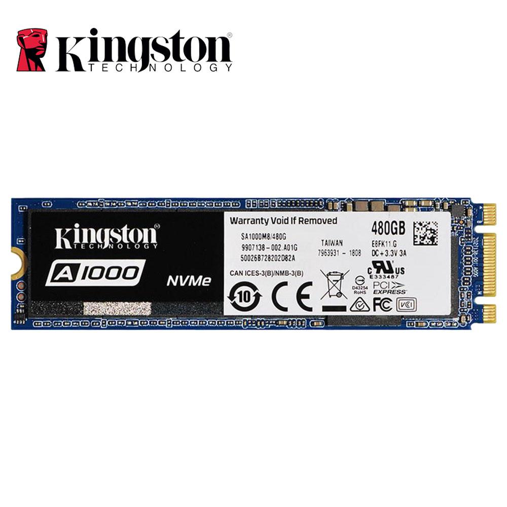 HDD SSD 480GB SATA KINGSTON NVMe 480GB M.2 A1000 ,SSD HDD