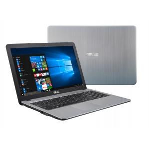 NOTEBOOK ASUS F540UB-GQ1397 I7 8550U 1.8GHZ UP-TO 4GHZ 8M 12G DDR4 1T VGA NVIDIA 110MX 2G DDR5 15.6 SILVER ,Laptop Pc