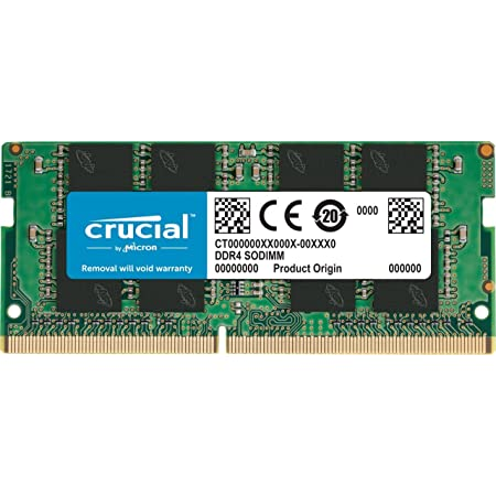 DDR4 16GB PC2666 CRUCIAL FOR NOTEBOOK ,Laptop RAM