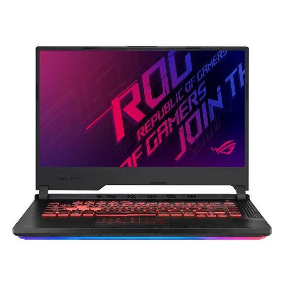 NOTEBOOK ASUS G531GT-BQ002 I5 9300H 2.4GHz UP TO 4.1 8M 8G DDR4 512SSD VGA NVIDIA 4G GTX 1650 DDR5 15.6 FULL HD BLACK ,Laptop Pc