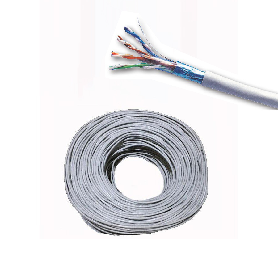 CABLE NETWORK AMPLX CAT 5E UTP 305m ,Network Cables