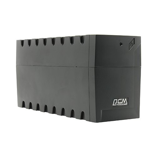 UPS 800VA /480W  POWERCOM  RAPTOR LED بدون بطارية ,UPS