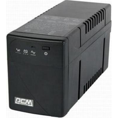 UPS 2000 VA /1200W  POWERCOM LED BLACK KNIGHT PRO بدون بطاريه ,UPS