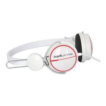 HEADPHONE HAVIT HV-ST508 STEREO 2X3.5MM PLUG ,Headphones & Mics