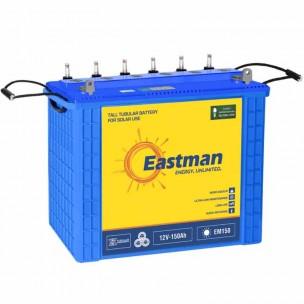 BATTERY EASTMAN TUBULAR   12V/150Aسائله هنديه انبوبيه ,Batteries