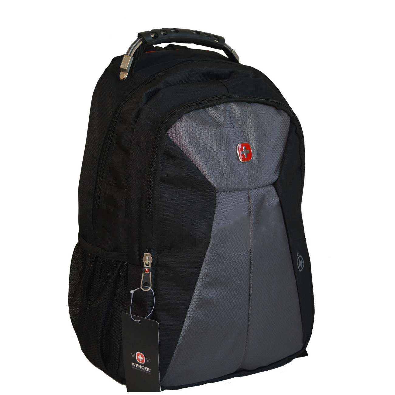 NOTEBOOK BAG SWISSCEAR 8178 BACK COLOR 15.6 صوت+USB ظهر+تطويلة ,Laptop Bag