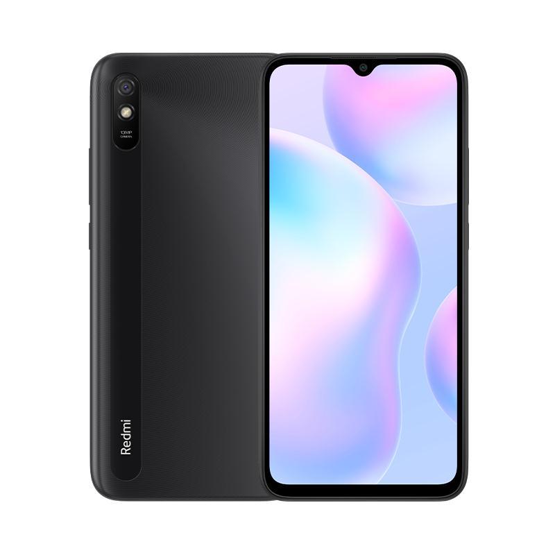 MOBILE PHONE XIAOMI 6.53 OCTA CORE 2GHZ 3GB 32GB DUAL SIM REDMI 9A BLACK ,Android Smartphone