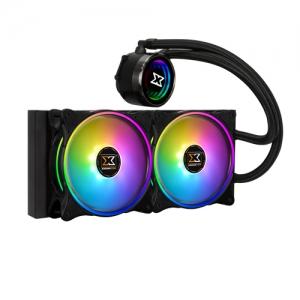 LIQUIDE CPU COOLER XIGMATEK AURORA 240 ARGB LED EN42807 ,Fan Cooler