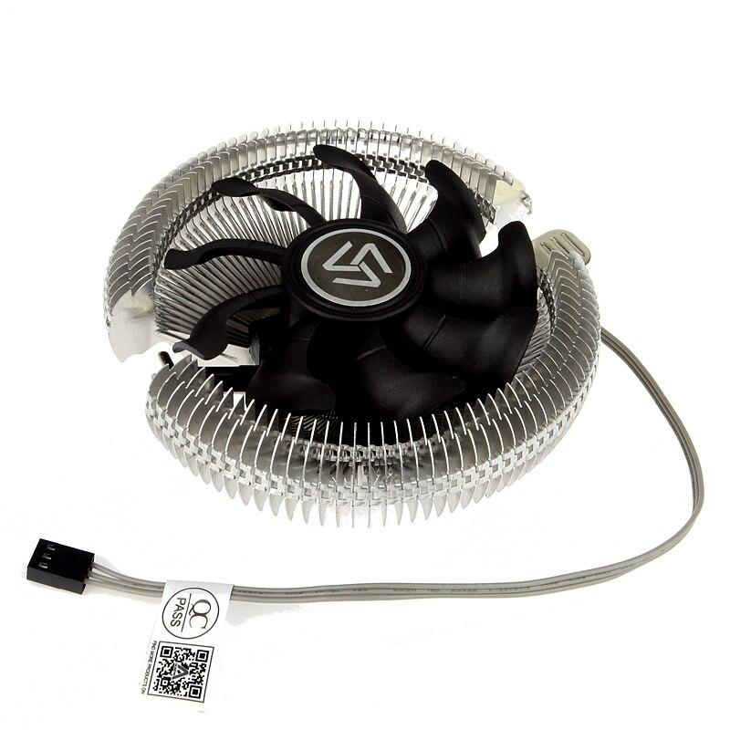 COOLER FOR CPU INTEL & AMD ALSEYE i-100 ,Fan Cooler