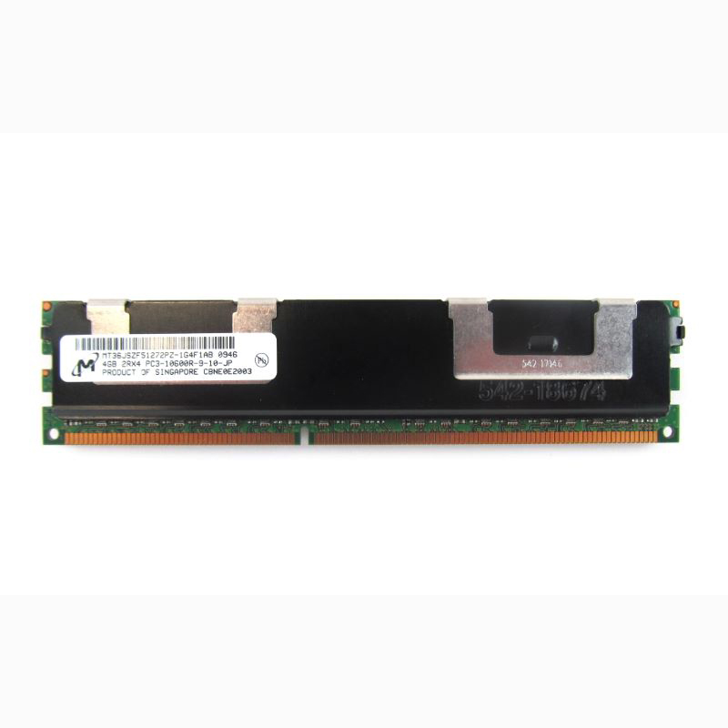 RAM DDR3 4G PC1333 ECC MICRON FOR SERVER ,Server RAM