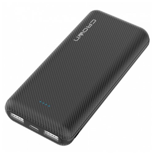 EXTERNAL BATTERY CROWN QUALCOMM 20000 MAH FOR SMART DEVICES POWER BANK CMPB-2003, Smartphones & Tab Power Banks