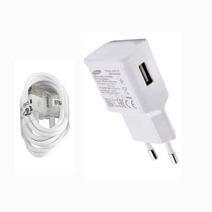 CHARGER SAMSUNG FOR GALAXY ORIGINAL FAST CHARGING USB TYPE-C  شاحن اورجينال سريع مع كبل ,Smartphones & Tab Chargers