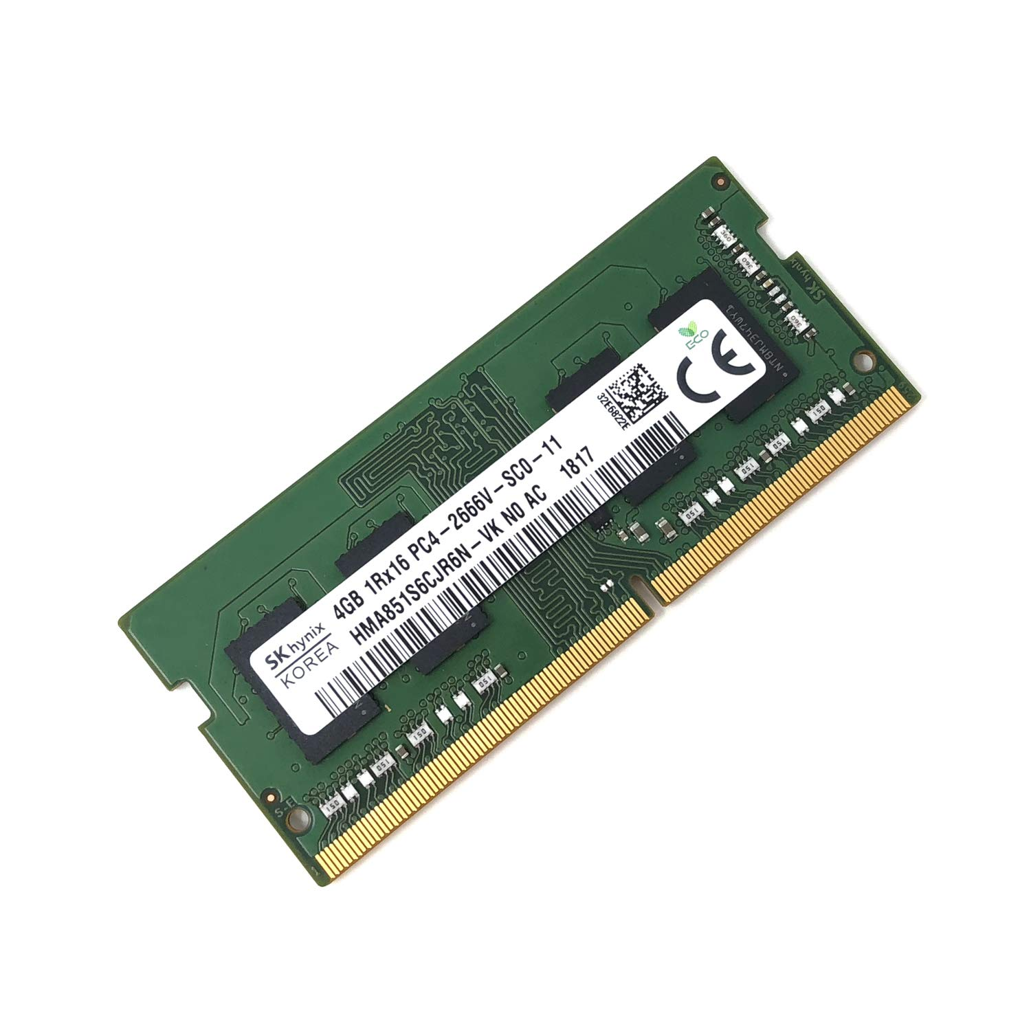 DDR4 4GB PC2666 SK HYNIX FOR NOTEBOOK ,Laptop RAM