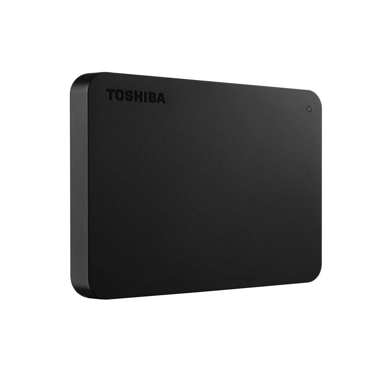 HD 4 TERRA EXTERNAL TOSHIBA CANVIO BASICS USB 3.0 BLACK ,External HDD