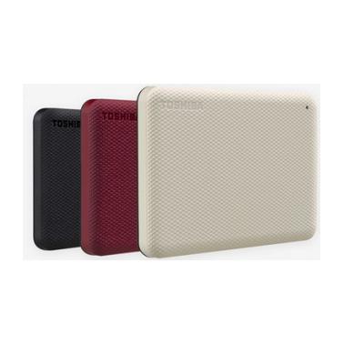 HD 4 TERRA EXTERNAL TOSHIBA ADVANCE WITH PASSPORT USB3.0 COLOR ,External HDD